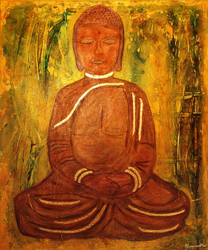 Der braune Buddha