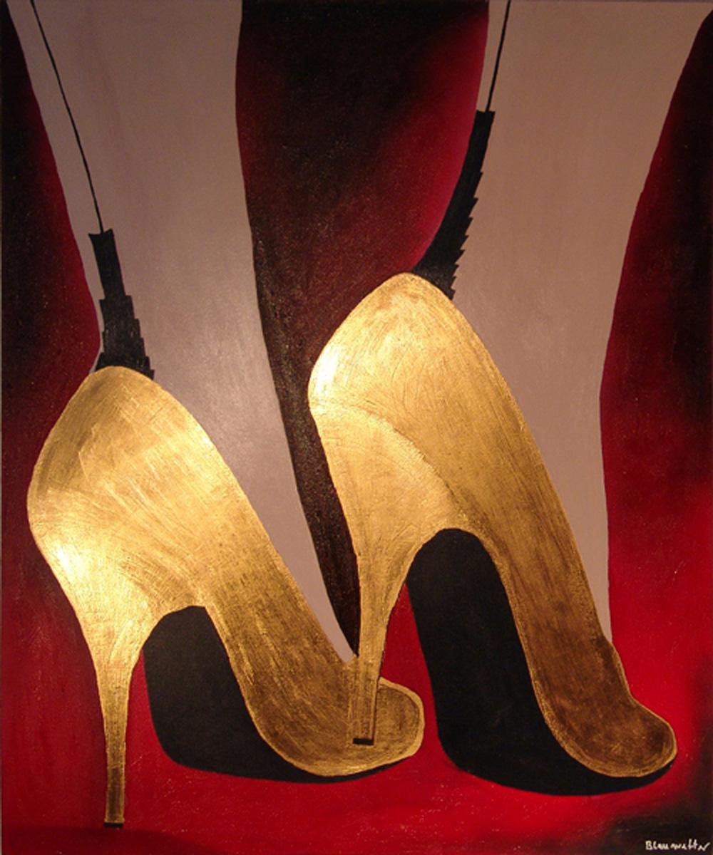 Die goldenen Schuhe
